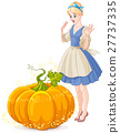 Cinderella magic pumpkin 27737335