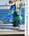 女性 跳舞 舞蹈 27737417
