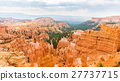 Bryce Canyon landscape from the top of mountain 27737715