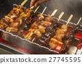 Yakitori YAKITORI Japanese chicken barbecue 27745595