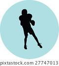 帽子 足球 选手 27747013
