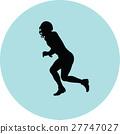 帽子 足球 选手 27747027