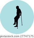 crutch, male, patient 27747175