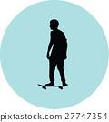 skateboarder 27747354