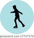ice skating 27747379