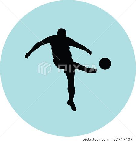 soccer player 27747407