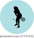 网球 选手 运动 27747535