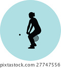 网球 选手 运动 27747556