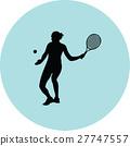 网球 选手 运动 27747557