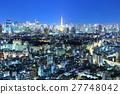 Tokyo night view 27748042
