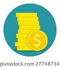 硬幣 錢幣 美元 27748734