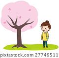 spring, bloom, blossom 27749511