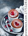 cherry, muffin, cake 27753281