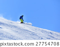 Winter snowboarding activity 27754708