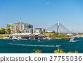 View of Pyrmont district and the Anzac Bridge in 27755036
