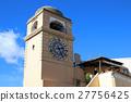 Skyline of Capri Island 27756425