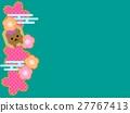 日式 熊 樱花 27767413