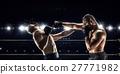 Professional box match 27771982
