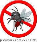 Angry mosquito cartoon 27773195