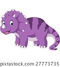Triceratops cartoon 27773735