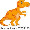 Tyrannosaurus cartoon 27774135