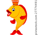 fish, cartoon, cute 27774491