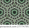 Abstract background pattern. 27774795