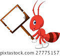 Cute ant cartoon 27775157