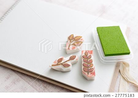 Eraser rubber stamp 【Hanko series】 27775183