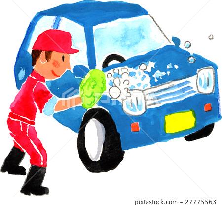 洗車 27775563
