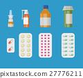 capsule, medicine, pill 27776211