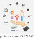 Insurance policy services conceptual design. 27776267