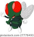 Fly cartoon 27776493