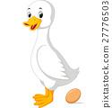 Cute duck 27776503