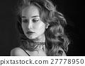 luxury woman portrait 27778950