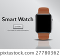 Smart electronic intelligence watch. 27780362