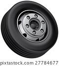 wheel tyre tire 27784677