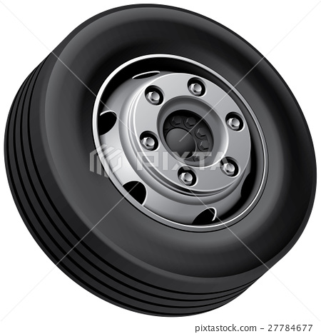 Truck fore wheel 27784677
