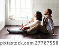family, happy, home 27787558