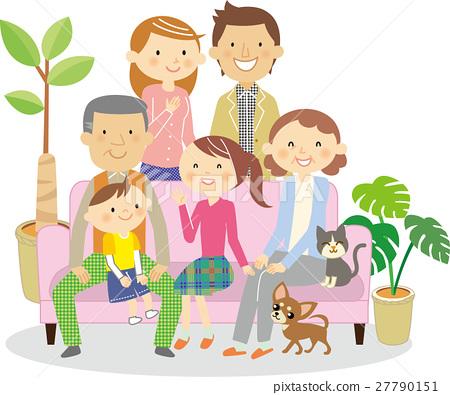 家族 家庭 家人 27790151