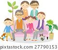 family, person, vector 27790153