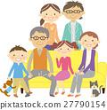 家族 家庭 家人 27790154