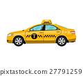 vector car taxi 27791259