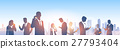 vector, communication, cityscape 27793404