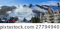 Blue Mountain Village in winter 27794940