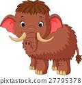 mammoth cartoon 27795378