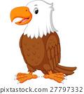 cute eagle cartoon 27797332