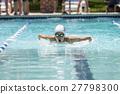 競泳 バタフライ 27798300