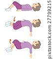 老人 练习 运动 27799215
