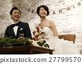 婚礼 新郎 新娘 27799570
